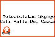 Motocicletas Skyngo Cali Valle Del Cauca
