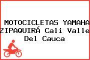 MOTOCICLETAS YAMAHA ZIPAQUIRÁ Cali Valle Del Cauca
