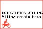 Motociletas Jialing Villavicencio Meta