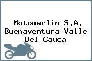 Motomarlin S.A. Buenaventura Valle Del Cauca