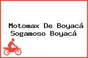 Motomax De Boyacá Sogamoso Boyacá