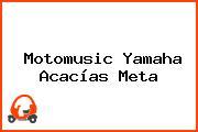 Motomusic Yamaha Acacías Meta