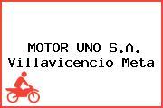 MOTOR UNO S.A. Villavicencio Meta