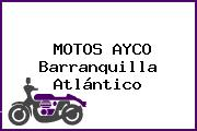 MOTOS AYCO Barranquilla Atlántico