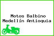Motos Balbino Medellín Antioquia