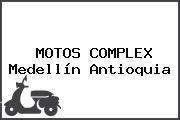 MOTOS COMPLEX Medellín Antioquia