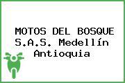 MOTOS DEL BOSQUE S.A.S. Medellín Antioquia