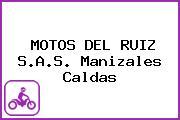 MOTOS DEL RUIZ S.A.S. Manizales Caldas