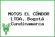 MOTOS EL CÓNDOR LTDA. Bogotá Cundinamarca