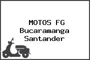 MOTOS FG Bucaramanga Santander