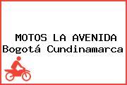 MOTOS LA AVENIDA Bogotá Cundinamarca