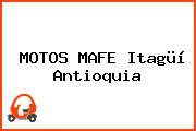 MOTOS MAFE Itagüí Antioquia
