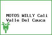 MOTOS WILLY Cali Valle Del Cauca