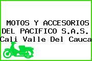 MOTOS Y ACCESORIOS DEL PACIFICO S.A.S. Cali Valle Del Cauca