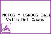 MOTOS Y USADOS Cali Valle Del Cauca