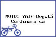 MOTOS YAIR Bogotá Cundinamarca