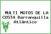 MULTI MOTOS DE LA COSTA Barranquilla Atlántico