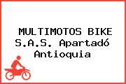 MULTIMOTOS BIKE S.A.S. Apartadó Antioquia