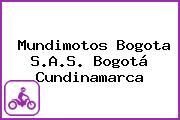 Mundimotos Bogota S.A.S. Bogotá Cundinamarca