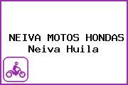 NEIVA MOTOS HONDAS Neiva Huila
