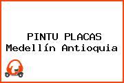 PINTU PLACAS Medellín Antioquia