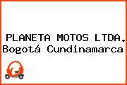 PLANETA MOTOS LTDA. Bogotá Cundinamarca