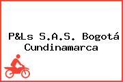 P&Ls S.A.S. Bogotá Cundinamarca