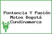 Pontencia Y Pasión Motos Bogotá Cundinamarca