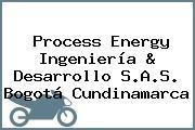 Process Energy Ingeniería & Desarrollo S.A.S. Bogotá Cundinamarca