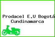 Prodacel E.U Bogotá Cundinamarca