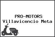 PRO-MOTORS Villavicencio Meta