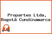 Propartes Ltda. Bogotá Cundinamarca
