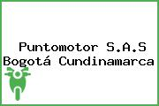 Puntomotor S.A.S Bogotá Cundinamarca