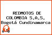 REDMOTOS DE COLOMBIA S.A.S. Bogotá Cundinamarca