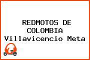 REDMOTOS DE COLOMBIA Villavicencio Meta