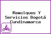 Remolques Y Servicios Bogotá Cundinamarca