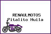 RENAULMOTOS Pitalito Huila