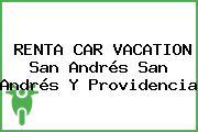RENTA CAR VACATION San Andrés San Andrés Y Providencia