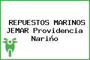 REPUESTOS MARINOS JEMAR Providencia Nariño