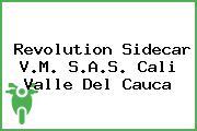 Revolution Sidecar V.M. S.A.S. Cali Valle Del Cauca