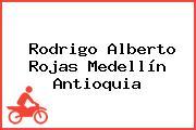 Rodrigo Alberto Rojas Medellín Antioquia