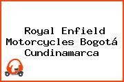Royal Enfield Motorcycles Bogotá Cundinamarca