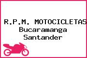 Rpm Motocicletas Bucaramanga Santander