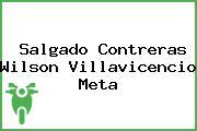 Salgado Contreras Wilson Villavicencio Meta