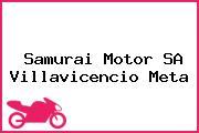 Samurai Motor SA Villavicencio Meta