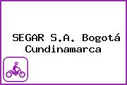SEGAR S.A. Bogotá Cundinamarca