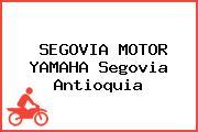 SEGOVIA MOTOR YAMAHA Segovia Antioquia