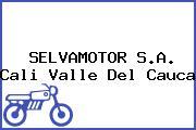 SELVAMOTOR S.A. Cali Valle Del Cauca