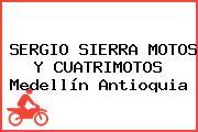 SERGIO SIERRA MOTOS Y CUATRIMOTOS Medellín Antioquia