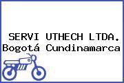 SERVI UTHECH LTDA. Bogotá Cundinamarca